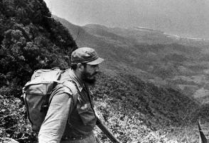 En Altos de Mompié, el 3 de mayo de 1958, Fidel Castro fue designado Comandante en Jefe del Ejército Rebelde.