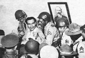 El golpe de Estado del 10 de marzo de 1952, dirigido por Batista, violentó el orden constitucional en Cuba