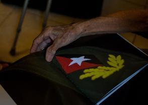 El infinito amor a Fidel fue siempre la técnica más exigente. Foto: Cubahora