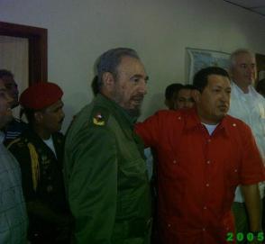Imagen de la jornada de estancia de Anzoátegu. Foto: Misión Médica de Cuba