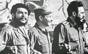 Fidel, le Che et Raul se sont battus pour l'indispensable unité de Notre Amérique face à l'impérialisme des États-Unis. Photo: Archives