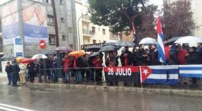 Embajada de Cuba en España. Foto: Twitter
