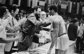 Fidel y Stevenson conservaron una gran amistad y la incondicionalidad que tuvieron el uno con el otro. Foto: Archivo