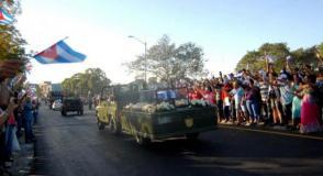 Preparan Museo Ñico López para recibir al Comandante en Jefe en su viaje triunfal hacia Santiago de Cuba. Foto: Ernesto A. Contreras