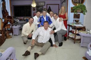 Fidel y los Cinco.