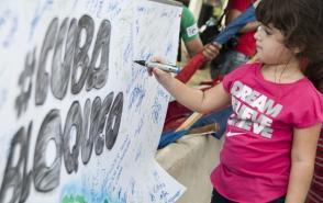 Más del 70% de la población cubana ha nacido bajo el bloqueo de Estados Unidos hacia Cuba. Foto: L Eduardo Domínguez / Cubadebate / Archivo