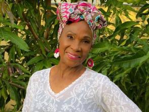 En la imagen y el cariño de figuras muy queridas por su pueblo –como la legendaria Ana Fidelia Quirot– Cuba acudió a la invitación virtual para saludar a África, luciendo prendas típicas. Foto: Cubadebate