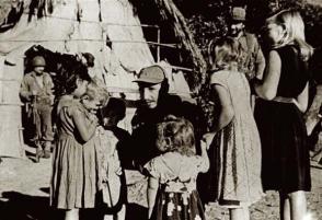 Fidel tuvo una vida dedicada a pensar en los niños, y la historia es testigo. Foto: Archivo.