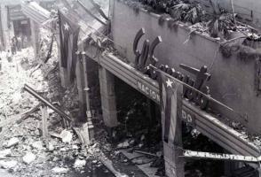 El sabotaje a la tienda El Encanto causó la muerte de una de sus trabajadoras, Fe del Valle Autor: Archivo de JR Publicado: 13/05/2020   11:34 pm