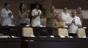 El Parlamento sin el diputado Fidel.
