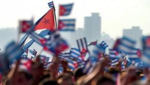 En ese ciclo histórico se ha podido medir cabalmente la capacidad del pueblo de Cuba y sus líderes para levantar las banderas de la libertad, la independencia, la soberanía. Foto: Archivo.