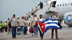 La brigada médica Henry Reeve, orgullo de Cuba. Foto: Cubadebate/ Archivo.