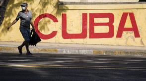 Mascarillas y nasobucos, símbolos de prevención. Foto: Irene Pérez/ Cubadebate.
