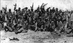 Cuba contribuiu decisivamente à libertação de Angola. Foto: Arquivo do Granma