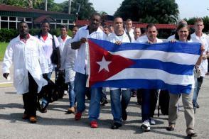 Brigada Médica Cubana Henry Reeve