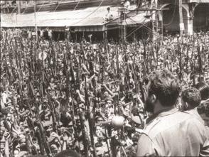 Fidel, 16 de abril de 1961. Autor: Tomada del sitio web Fidel, Soldado de las ideas