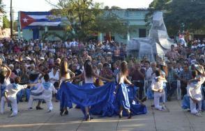 El pueblo recordó su encuentro con Fidel a 55 años del histórico acontecimiento.