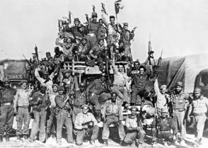 El espíritu del pueblo revolucionario que defendió el suelo patrio, sus ideas y la revolución naciente, aplastó a los invasores que representaban a latifundistas, casatenientes, esbirros y magnates industriales. Foto: Archivo