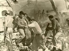 El sabotaje al vapor La Coubre fue una de las acciones más crueles contra el pueblo cubano. Foto: Archivo de Granma
