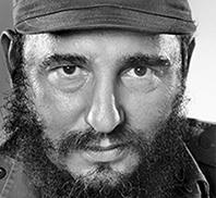 Fidel, invicto, nos convoca con su ejemplo. Foto: YOUSUF KARSH/CAMERA PRESS