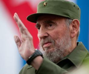 Fidel Castro Ruz, el hombre convertido en leyenda.