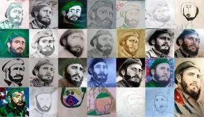 Obra colectiva coordinada por el pintor Maisel López