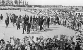 Fidel visita Somalia