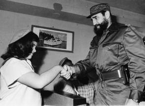De la même manière qu'en 1976 Fidel fut le promoteur d'une Constitution qui avait en son centre la pleine dignité de l'homme, le projet actuel de Constitution s'inspire de ses idéaux de justice et d'égalité. Photo: Liborio Noval