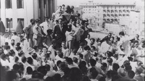 El Alma Máter de la Universidad de La Habana ha sido testigo de los discursos del joven Fidel