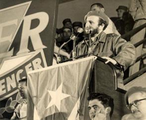 Fidel concibió el deporte como una manera de contribuir a la salud de la población. Foto: Liborio Noval