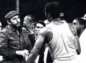 Fidel y Stevenson fueron muy cercanos.