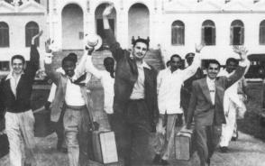 Este 15 de mayo se cumplen 63 años de la salida de los moncadistas del Presidio Modelo. Foto: Archivo