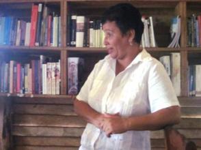 Mabel Duquesne Castro