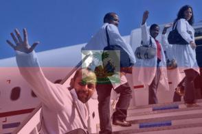 Médicos cubanos parten hacia Haití después del paso del Huracán Matthew
