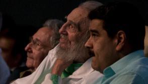 Gala cultural por el cumpleaños 90 de Fidel Castro