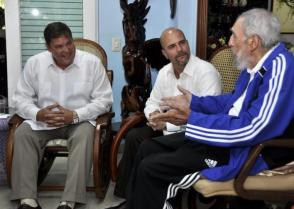 Fidel Castro, Gerardo Hernández Norbelo, Ramón Labañino