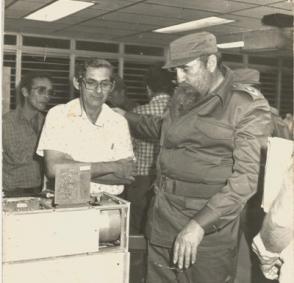 Inauguración del Centro de Ingeniería Clínica y Electromedicina de Camagüey