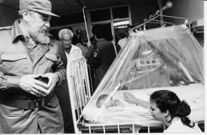 Visita Hospital Juan Manuel Márquez