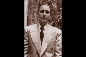 Fidel Castro Ruz. Colegio Dolores, 1942
