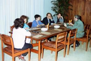 Entrevista concedida a Ricardo Utrilla y Marisol Marin