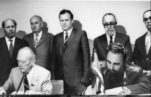 Clausura de la XXXIX Reunión del Consejo de Ayuda Mutua Económica