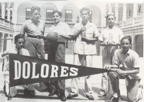 Fidel Castro Ruz, Colegio Dolores 1942