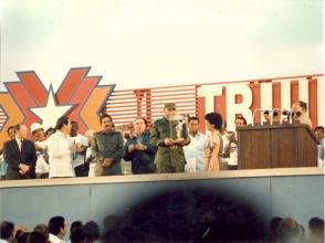 XXX Aniversario del Triunfo de la Revolución e Inaguración de EXPOCUBA