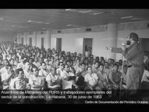 Fidel Castro en la URSS, 30 de junio de 1963