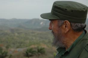 Fidel Castro Ruz en Pinar del Río