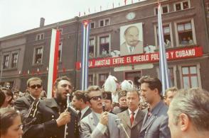 Fidel Castro en Polonia, 8 de junio de 1972