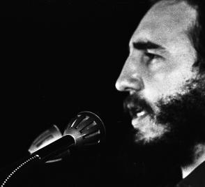 Fidel Castro y la UJC