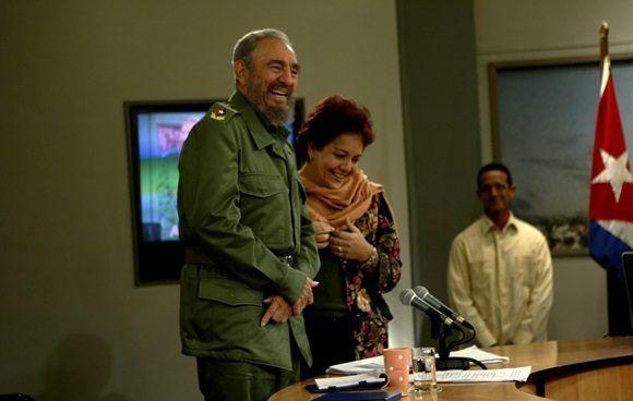 La Mesa de Fidel