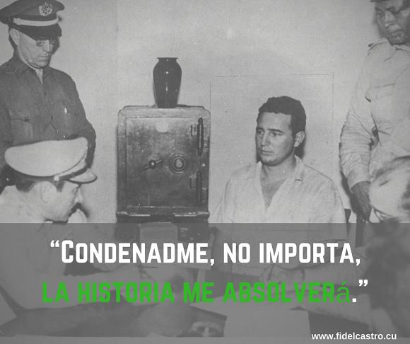 Frases Legendarias De Fidel Castro Fotos Fidel Soldado